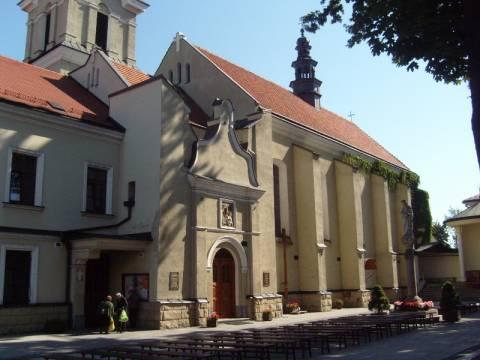 Parafia św. Ducha - spotkania Uniwersytetu Trzeciego Wieku