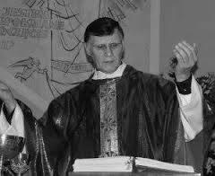 ksiądz Kazimierz Ptaszkowski SJ