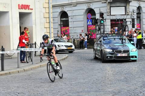 Tour de Pologne 15 lipca przejedzie przez Gorlice. Które drogi będą zamknięte?