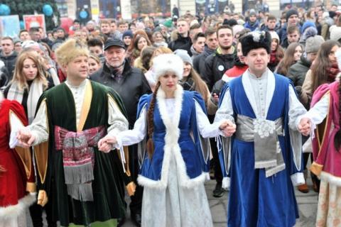 Nowy Sącz inauguruje 100-lecie odzyskania niepodległości