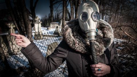 Ogłosili smogowy alarm w Nowym Saczu. Strach oddychać, strach się bać