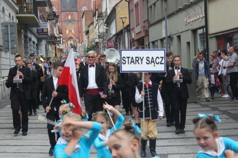 Muzycy ze Starego Sącza dmą tak, że reszcie Polski poszło w pięty