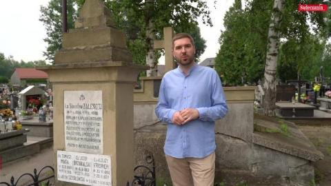Kto spoczywa na tym cmentarzu? Odpowiedź znajdziesz w naszym kwartalniku!