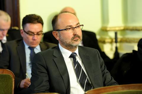 Janusz Adamek  nie będzie już prezesem Sądeckich Wodociągów