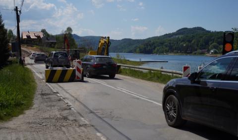 Uwaga, zamykają most w Gródku nad Dunajcem. Przejazdu nie będzie