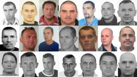 Oto alimenciarze z Małopolski. Ściga ich policja [ZDJĘCIA]