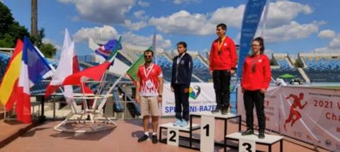 Mamy mistrzynię świata! Anna Bodziony wygrała bieg na 5 kilometrów