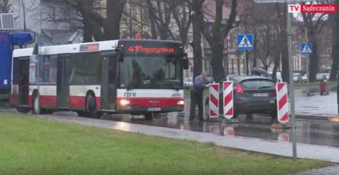 Autobus to nie baletnica żeby robić piruety!