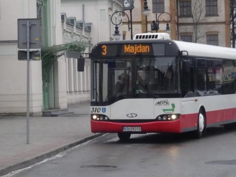 Odmrażanie autobusów MPK w Nowym Sączu. Zmiany w rozkładzie jazdy
