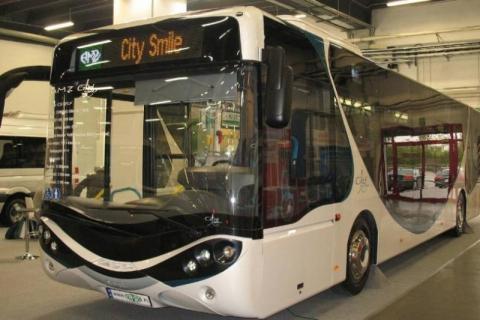 autobus elektryczny, fot. Ursus Bus