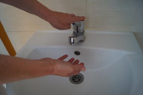 Kamianna bez wody - awaria wodociągu