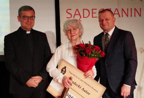 Laudacja dla Barbary Paluchowej: liryka utorowała jej drogę do nagrody [FILM]