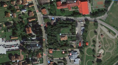 """Stary Sącz: """"zoperują"""" powiatówkę Barcie – Wola Krogulecka. Będzie też parking"""
