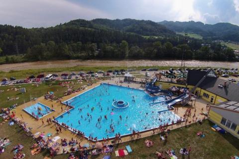 Piwniczna-Zdrój: otwierają basen w Radwanowie. Ile będą kosztować bilety?