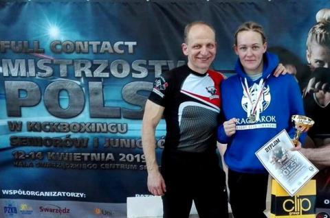 Kolejny sukces Beaty Leśnik