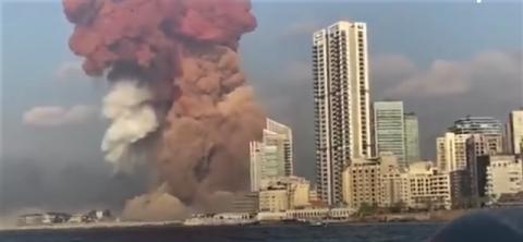 Wybuch w Bejrucie. Polska wysyła pomoc. Jadą strażacy z Nowego Sącza