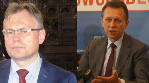 Arkadiusz Mularczyk, Jacek Krupa