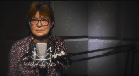 Krystyna Czubówna też rapuje! Jak słynna sądeczanka dała radę w Hot16Challenge