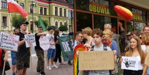Nowy Sącz: prezydent Handzel mówi nie Marszowi Równości LGBT