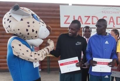10 kilometrów przebiegł w 31 minut! Kenijczyk zdeklasował konkurencję