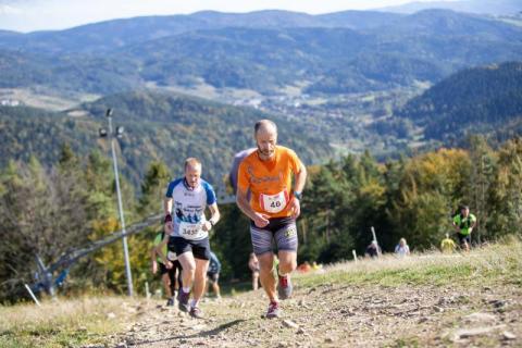 Festiwal Biegowy: Bieg na Jaworzynę i MP w HILL Nordic Walking