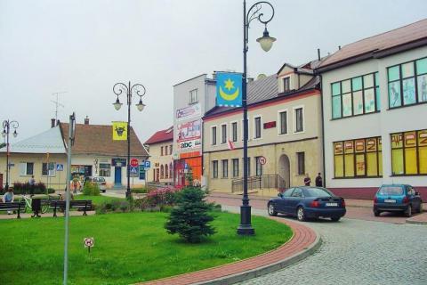 Zmiana organizacji ruchu w Bobowej