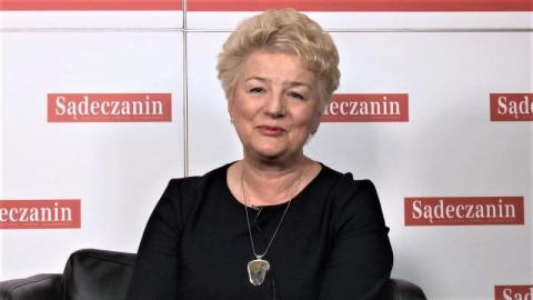 Małgorzata Bocheńska: dzięki pracy pielęgniarki wiele w życiu przewartościowałam