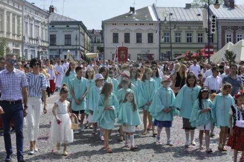 Uroczystość Bożego Ciała, fot. arch. Sadeczanin.info