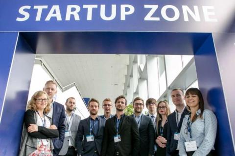 Małopolska Startup Rocket