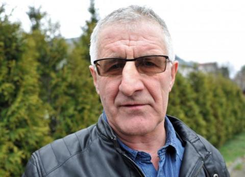 Bronisław Kozieński (Bronek z Obidzy). Zawsze chodzi swoimi ścieżkami