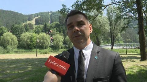 Burmistrz Piwnicznej-Zdroju bez absolutorium. Radni nie podjęli uchwały