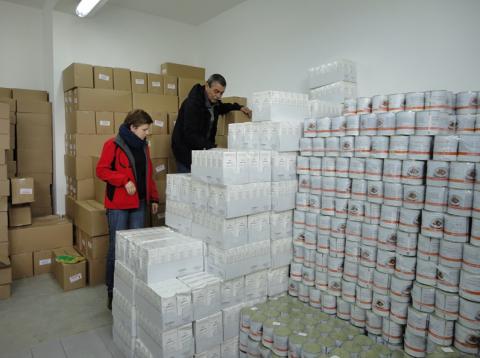 Chełmiec: GOPS rozda żywność 795 mieszkańcom