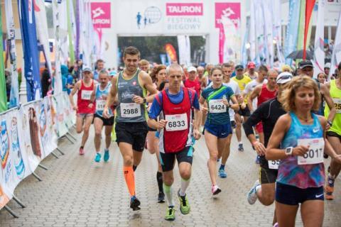 11. TAURON Festiwal Biegowy: Zwrot 100 proc. wpisowego, gdyby imprezę odwołano