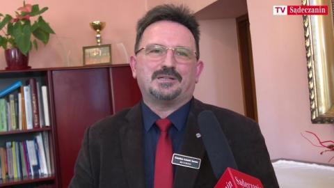 Czesław Leszek Sarota, fot. sadeczanin.info