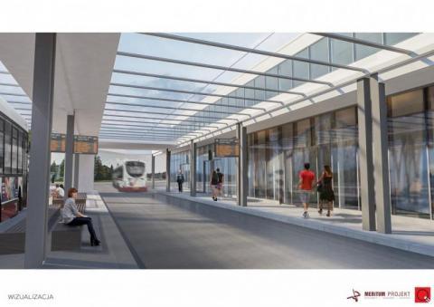 jedna oferta na budowę dworca MPK w Nowym Sączu