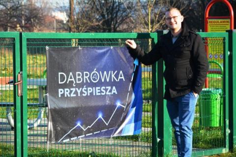 Michał Kądziołka, fot. arch. M. Kądziołka