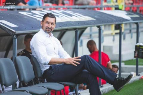 """Dariusz Dudek """"wyląduje"""" w Ekstraklasie? Trener zaprzecza, kontrakt sprzyja"""