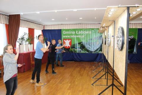 I Otwarty Turniej Darta o Puchar Wójta Gminy Łabowa Marty Słaby