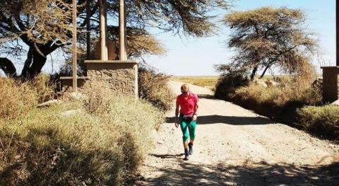 Justyna Kowalczyk wspięła się na Kilimandżaro