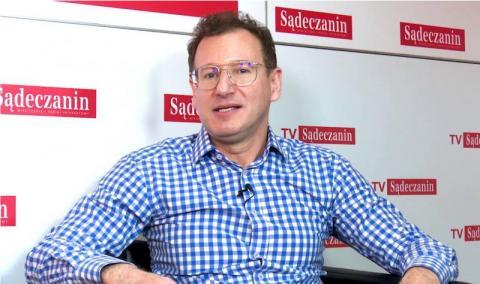 Lek. med. Robert Bakalarz o koronawirusie. Nie wpadajmy w panikę