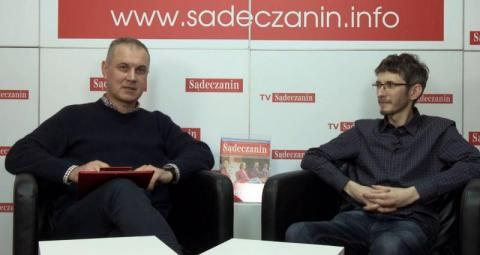 Tomasz Kowalski i dr Łukasz Połomski