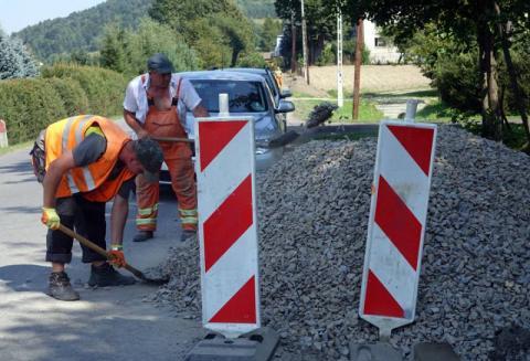Co ma dojazd z Cyganowic do Węgierskiej do budowy kanalizacji?