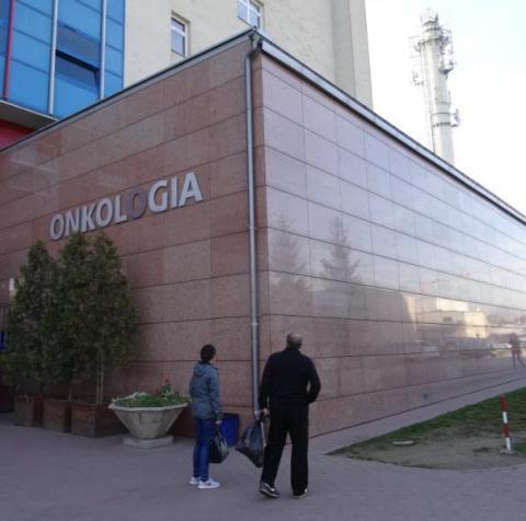 Centrum Onkologii, fot. Iga Michalec