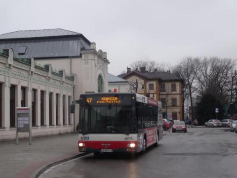 A jednak! Autobusy MPK będą nadal obsługiwać gminę Stary Sącz