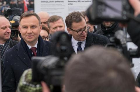 Prezydent Andrzej Duda do nas jedzie. Wyborcze spotkanie w bastionie prawicy