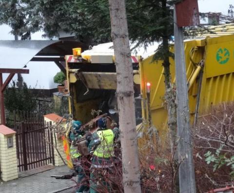 Kamienica: coraz wyższe stawki za wywóz śmieci