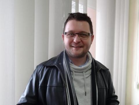 Dariusz Izworski, fot. Iga Michalec