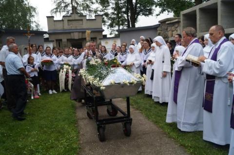 Nie żyje siostra Dominika, najstarsza mieszkanka Nowego Sącza
