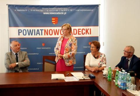 Komu Marta Mordarska dała ponad 2 miliony z PFRON w Nowym Sączu