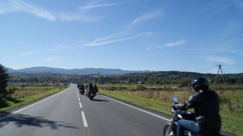 Warkot silników, błyszczące w słońcu chromy – sądeccy motocykliści kończą sezon